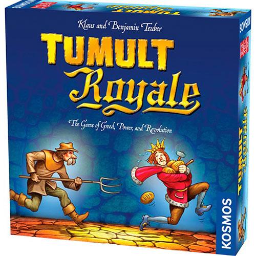 Tumult Royale board game