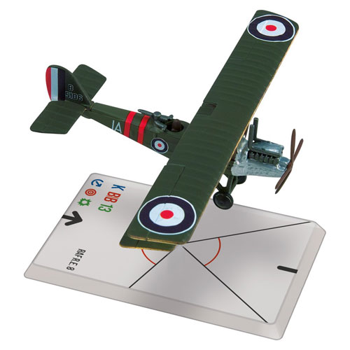 Breguet BR.14 B2 Escadrille Br 111 WW1 Game Wings of Glory