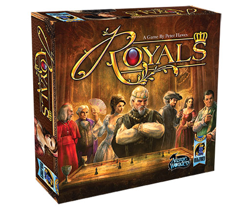 Royals board game