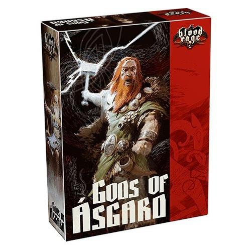 Blood Rage: Gods of Ásgard board game