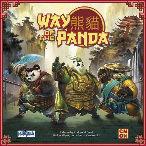 Way of the Panda (The Drop)