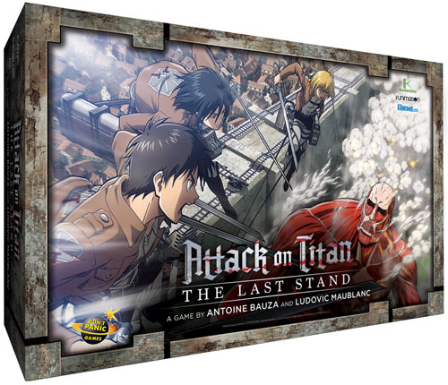 Attack on Titan: The Last Stand (The Drop)
