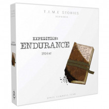 T.I.M.E. Stories: Expedition Endurance Expansion
