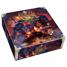 Arcadia Quest: Whole Lotta Lava Boss Pack