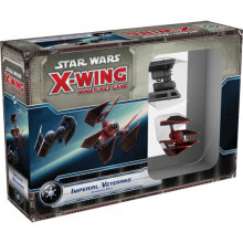 Star Wars: X-Wing - Imperial Veterans Expansion Pack