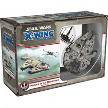 Star Wars: X-Wing - Heroes of the Resistance Expansion Pack (On Sale)