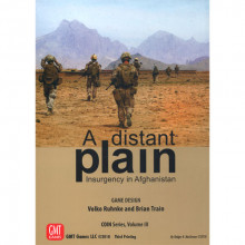 A Distant Plain (3rd Printing)