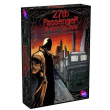 27th Passenger: A Hunt on Rails