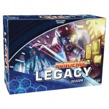 Pandemic Legacy: Season 1 - Blue