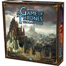 A Game of Thrones Boardgame (2nd Edition)