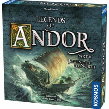 Legends of Andor: Journey to the North Expansion