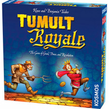 Tumult Royale (Last Chance)