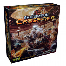 Shadowrun Crossfire: Deck Building Game