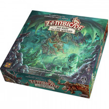 Zombicide: Green Horde/Black Plague - No Rest for the Wicked
