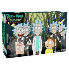 Rick & Morty: Close Rick-counters of the Rick Kind Deck Building Game (Last Chance)