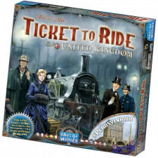 Ticket to Ride - Map Collection Volume 5: United Kingdom & Pennsylvania