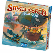 Small World: Sky Islands Expansion (On Sale)