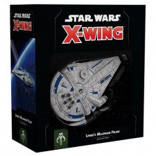 Star Wars X-Wing (2nd Edition): Lando's Millennium Falcon Expansion Pack