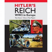 Hitler's Reich: WW2 in Europe