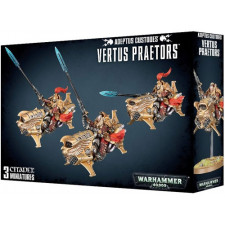 Warhammer 40K: Adeptus Custodes - Vertus Praetors