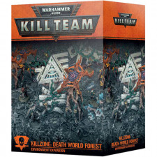 Warhammer 40K: Killzone - Death World Forest