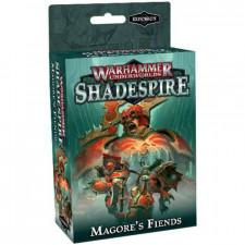 Warhammer Underworlds: Shadespire - Magore's Fiends Expansion