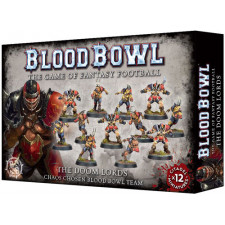 Blood Bowl: Chaos Chosen Team - The Doom Lords