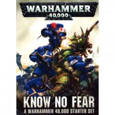 Warhammer 40K: Know No Fear Starter Set