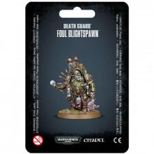 Warhammer 40K: Death Guard - Foul Blightspawn