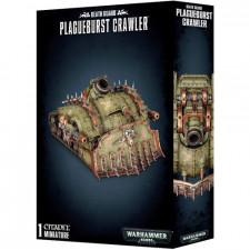 Warhammer 40K: Death Guard - Plagueburst Crawler