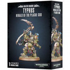 Warhammer 40K: Death Guard - Typhus, Herald of the Plague God