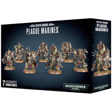 Warhammer 40K: Death Guard - Plague Marines