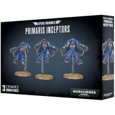 Warhammer 40K: Space Marines Primaris Inceptors