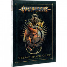 Warhammer Age of Sigmar: General's Handbook 2018 (Softcover)