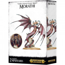 Warhammer Age of Sigmar: Daughters of Khaine - Morathi