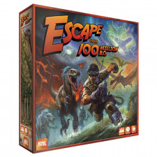 Escape from 100 Million BC (Clearance)