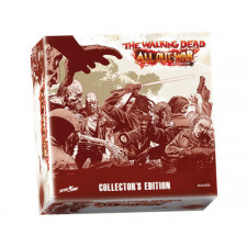 The Walking Dead: All Out War - Collector's Edition