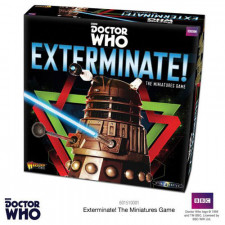 Doctor Who: Exterminate! The Miniatures Game Core Set