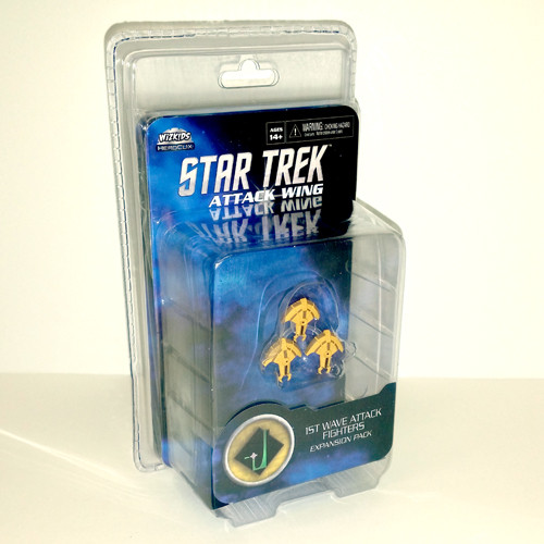 Star Trek: Attack Wing - Dominion: 1st Wave Attack Fighters
