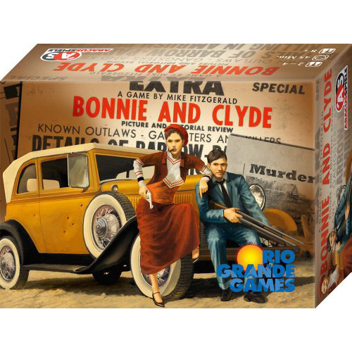 Bonnie and Clyde: Mystery Rummy