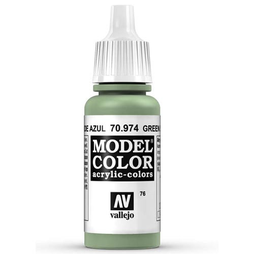 Vallejo Model Color Paint: Green Sky