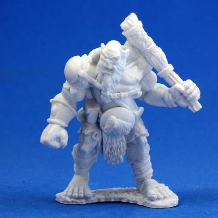 Dark Heaven Bones: Ogre Chieftain