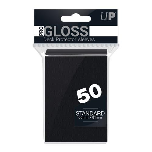 Ultra Pro Sleeves: Black (50)