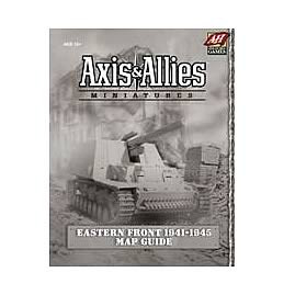 Axis & Allies Eastern Front Map Guide