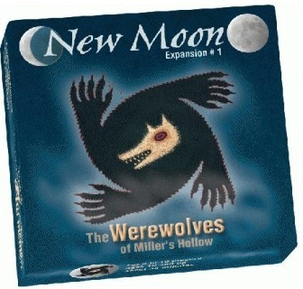 The Werewolves Of Millers Hollow: New Moon Expansion
