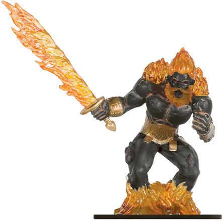 Against the Giants #12 Fire Titan (R)