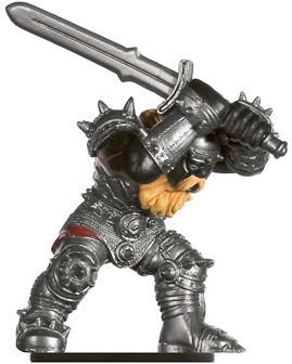 Against the Giants #19 Fire Giant Raider (R)