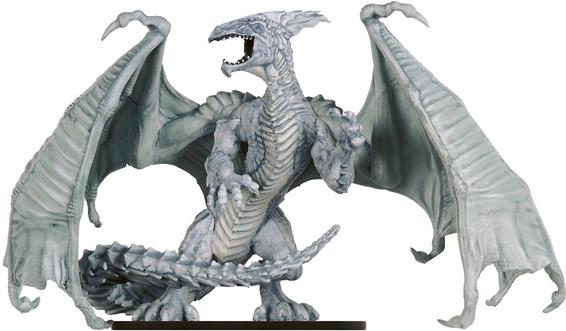 Against the Giants #59 Elder White Dragon (R)