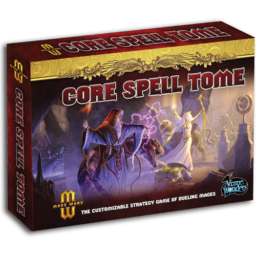 Mage Wars: Core Spell Tome Expansion