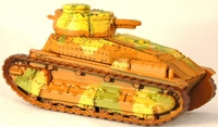 Early War 1939-41 #47 Type 89B Chi-Ro (R)